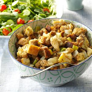 Stuffing from the Slow Cooker Recipe