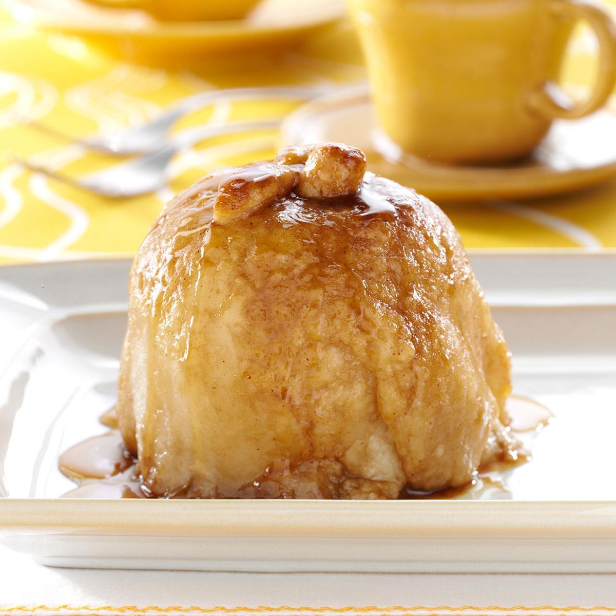 Recipe For Apple Dumpling Cake