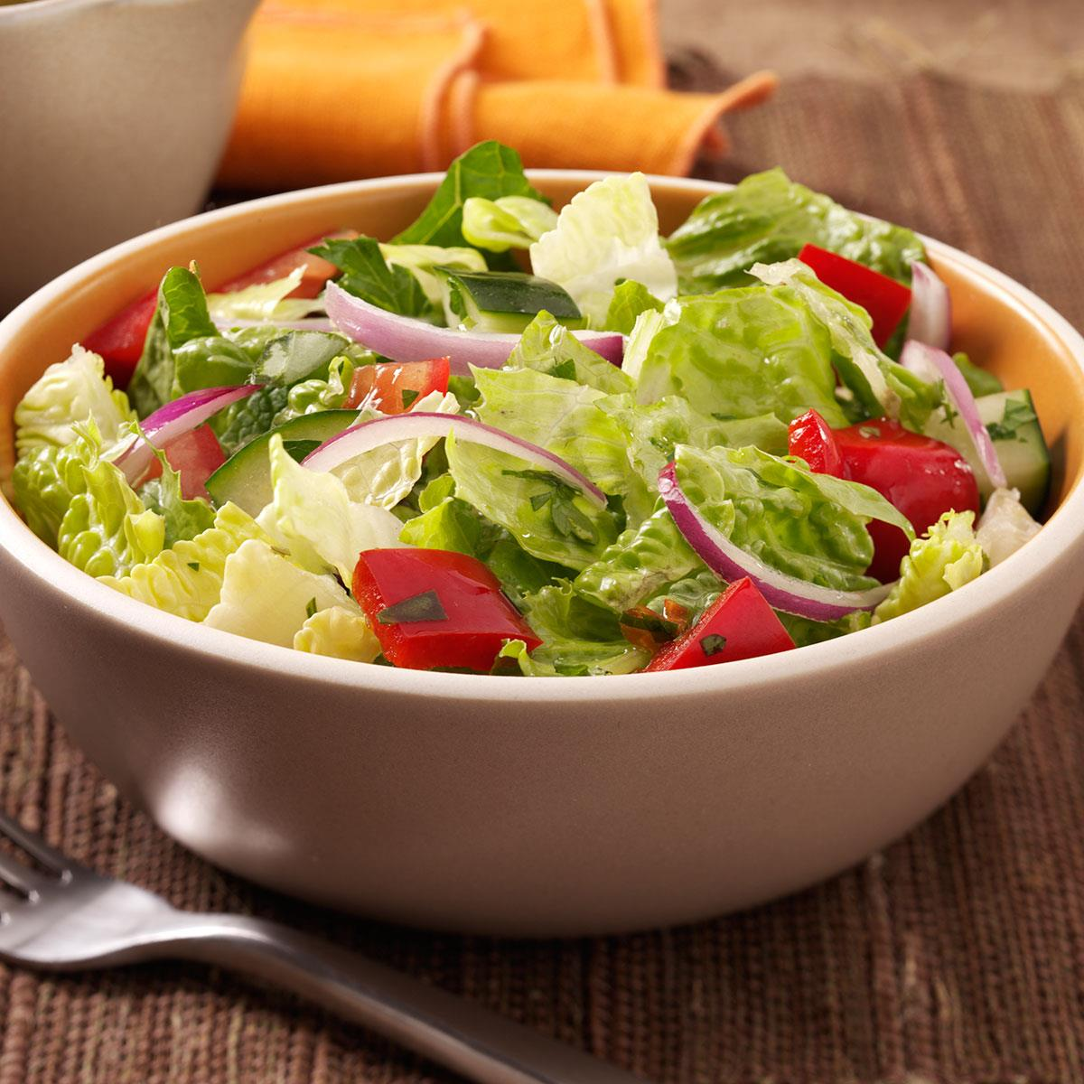 Armenian Garden Salad Recipe Taste Of Home