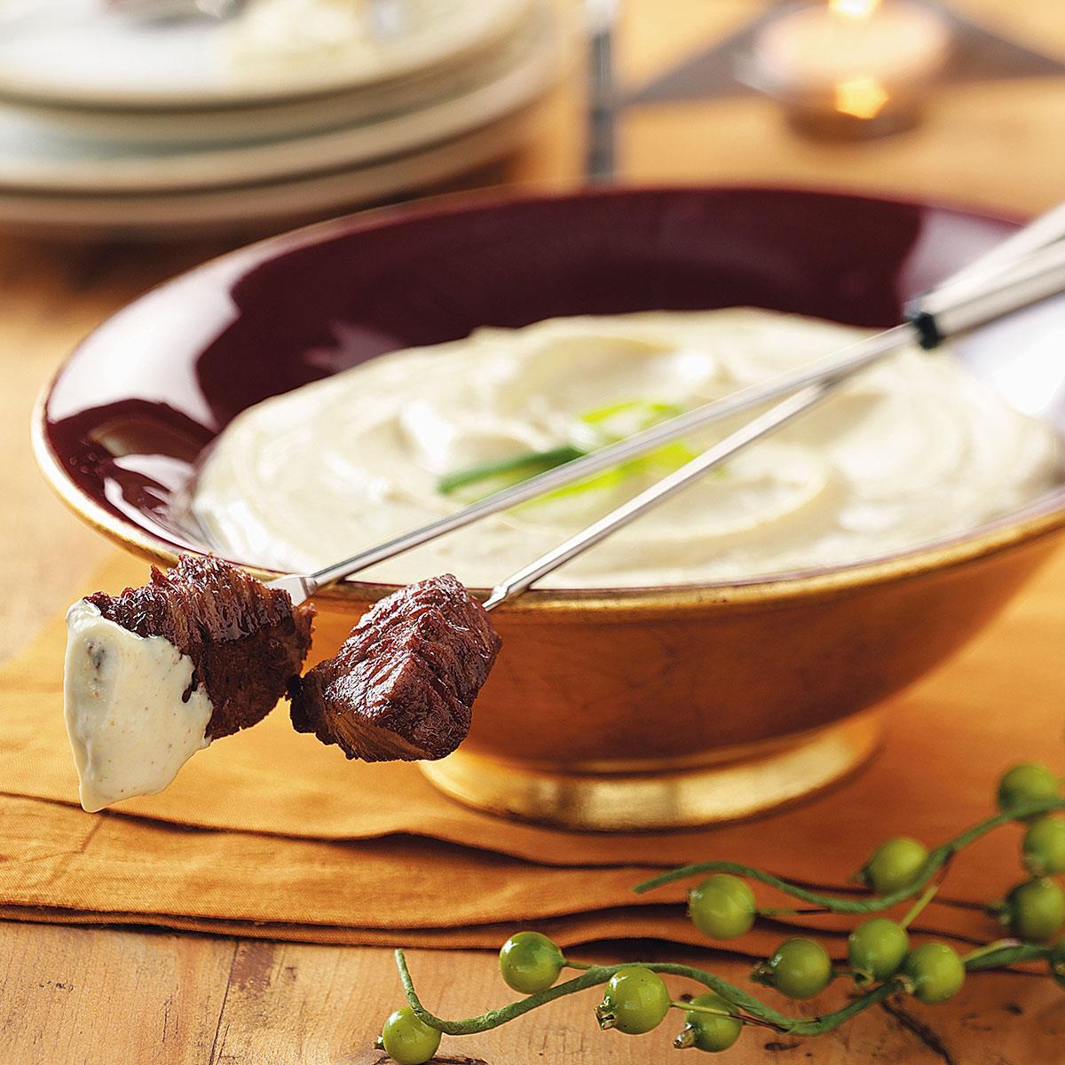 Meat Fondue Recipes Food