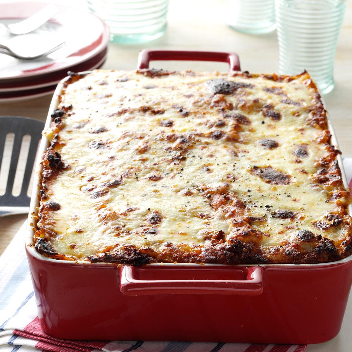 Beef Lasagne Recipe