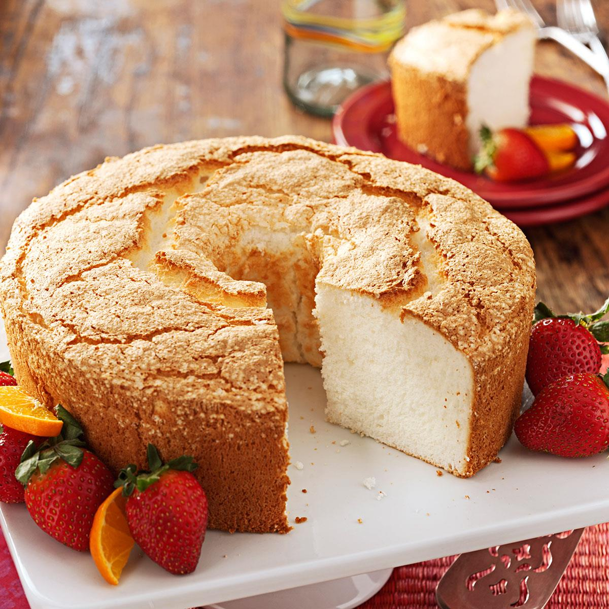 Best angel food cake recipe taste of home forumfinder Choice Image