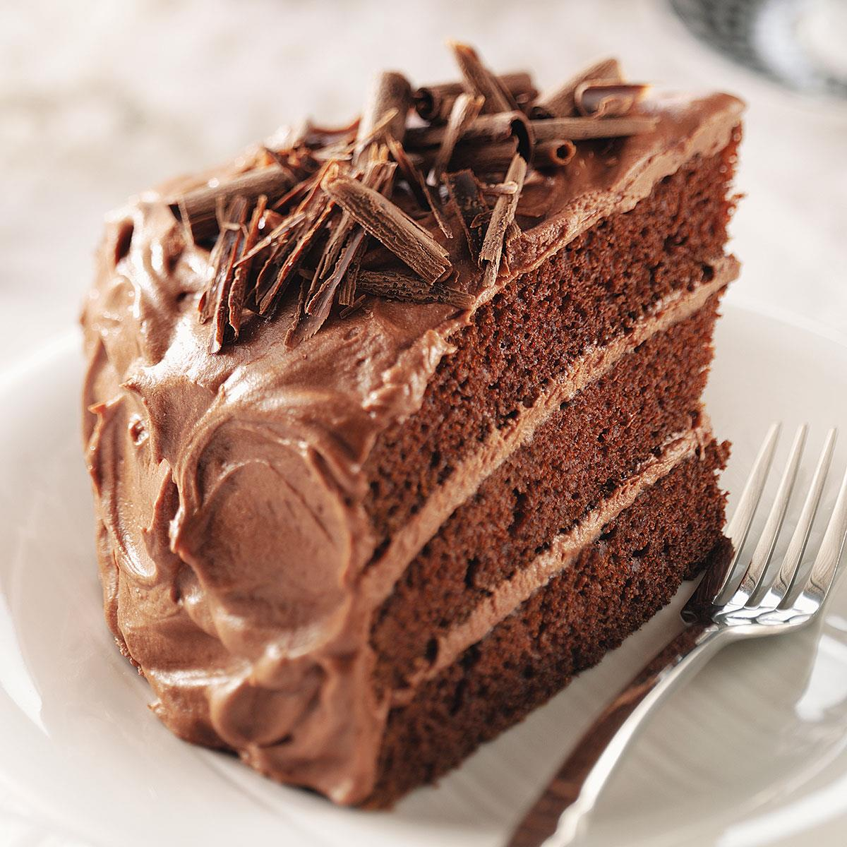 Best Decadent Chocolate Cake Recipe
