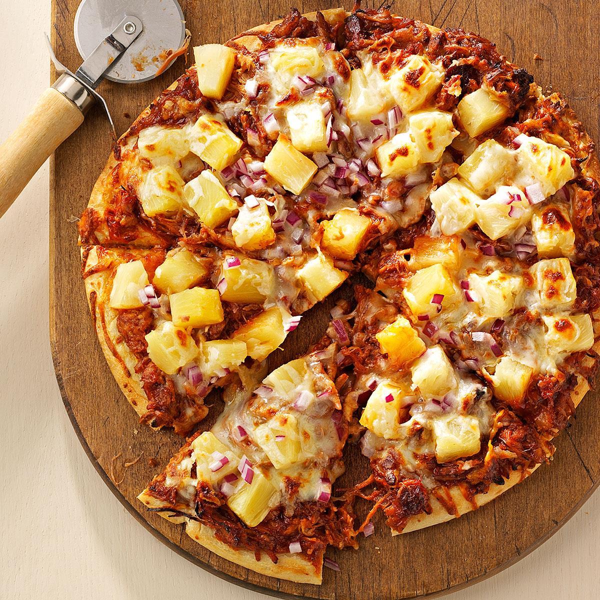 Big kahuna pizza recipe taste of home forumfinder Gallery