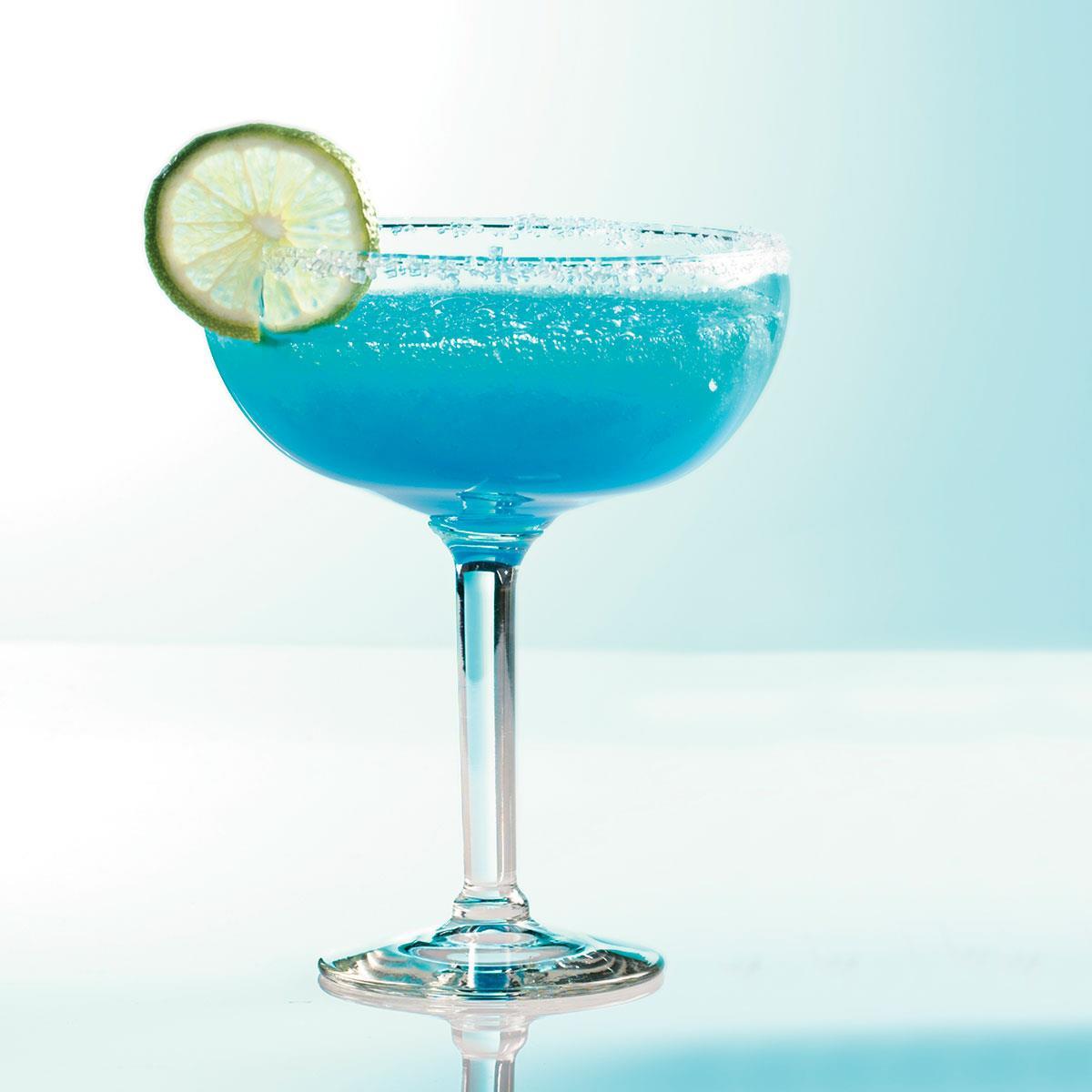 Blue Lagoon Margaritas Recipe Taste Of Home