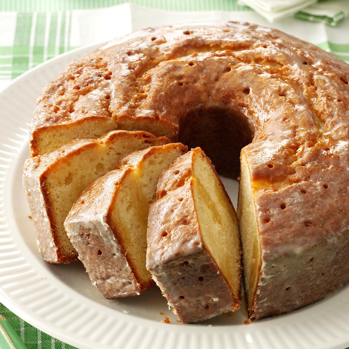 Pumpkin Rum Cake Recipe Scratch