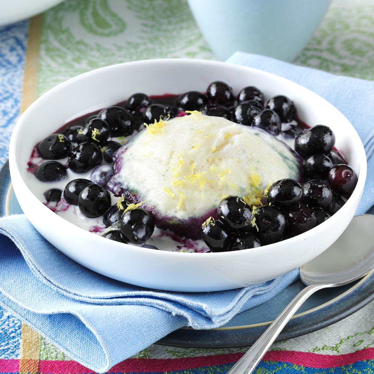 Blueberry slump recipe taste of home forumfinder Images