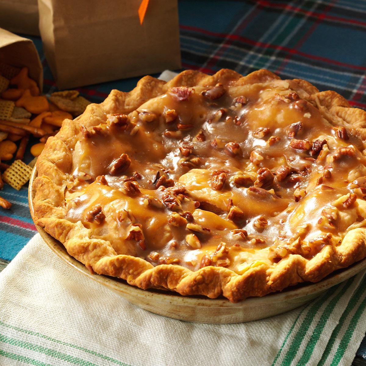 Candy Apple Pie Recipe Taste Of Home