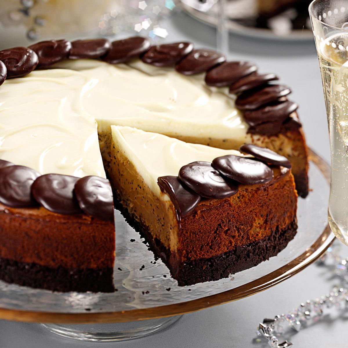 Cappuccino Cheesecake Recipe