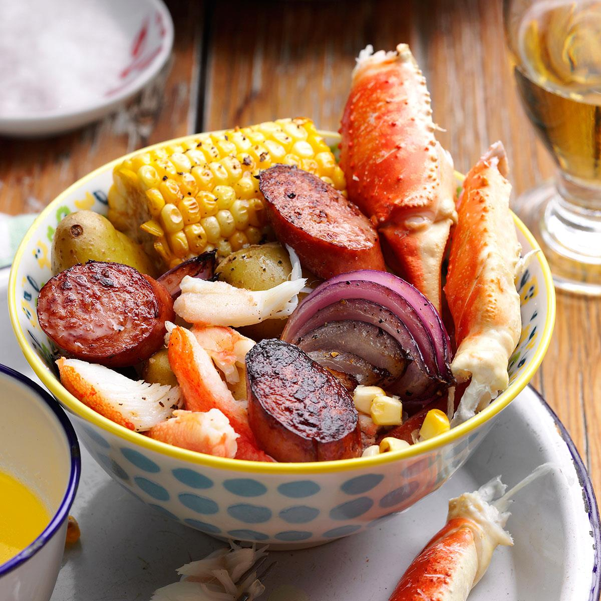 How To Make A Crab Boil At Home