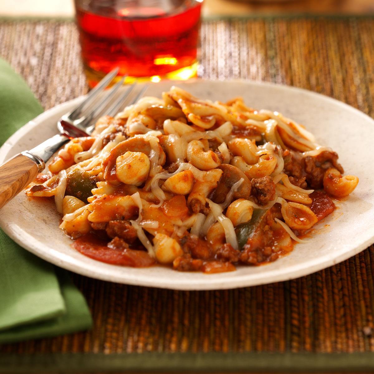 Cavatini Pasta Recipe Taste Of Home