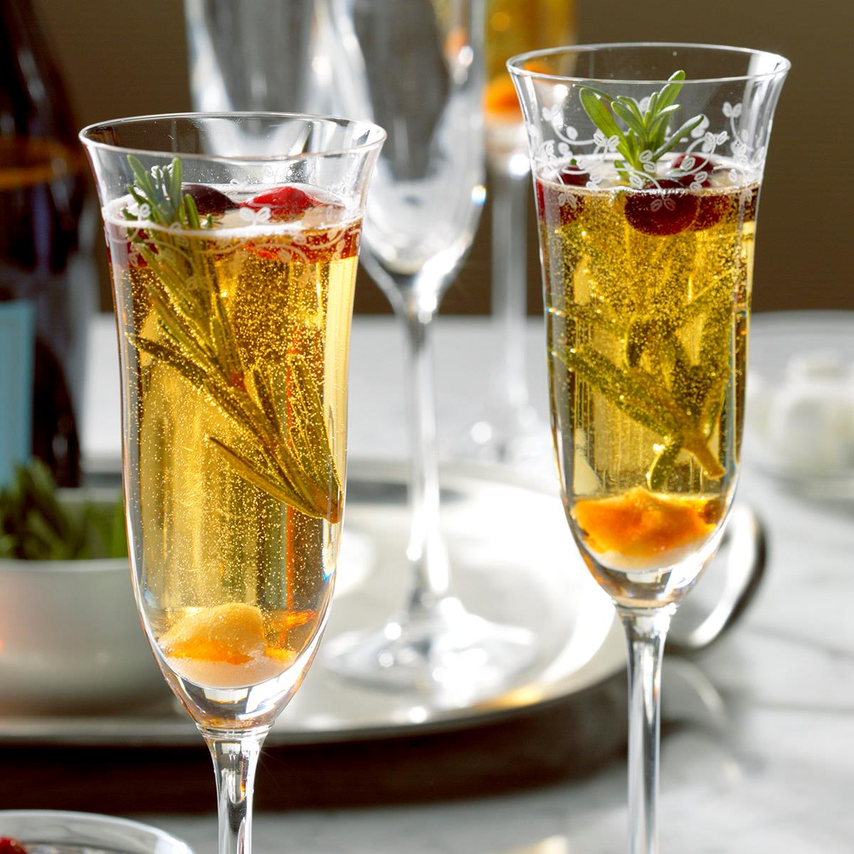 Champagne Cocktail Recipe Taste Of Home