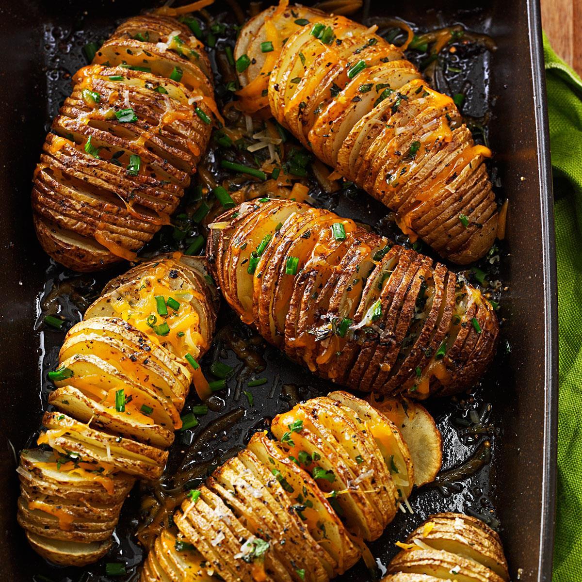 How to Make Potato Spirals