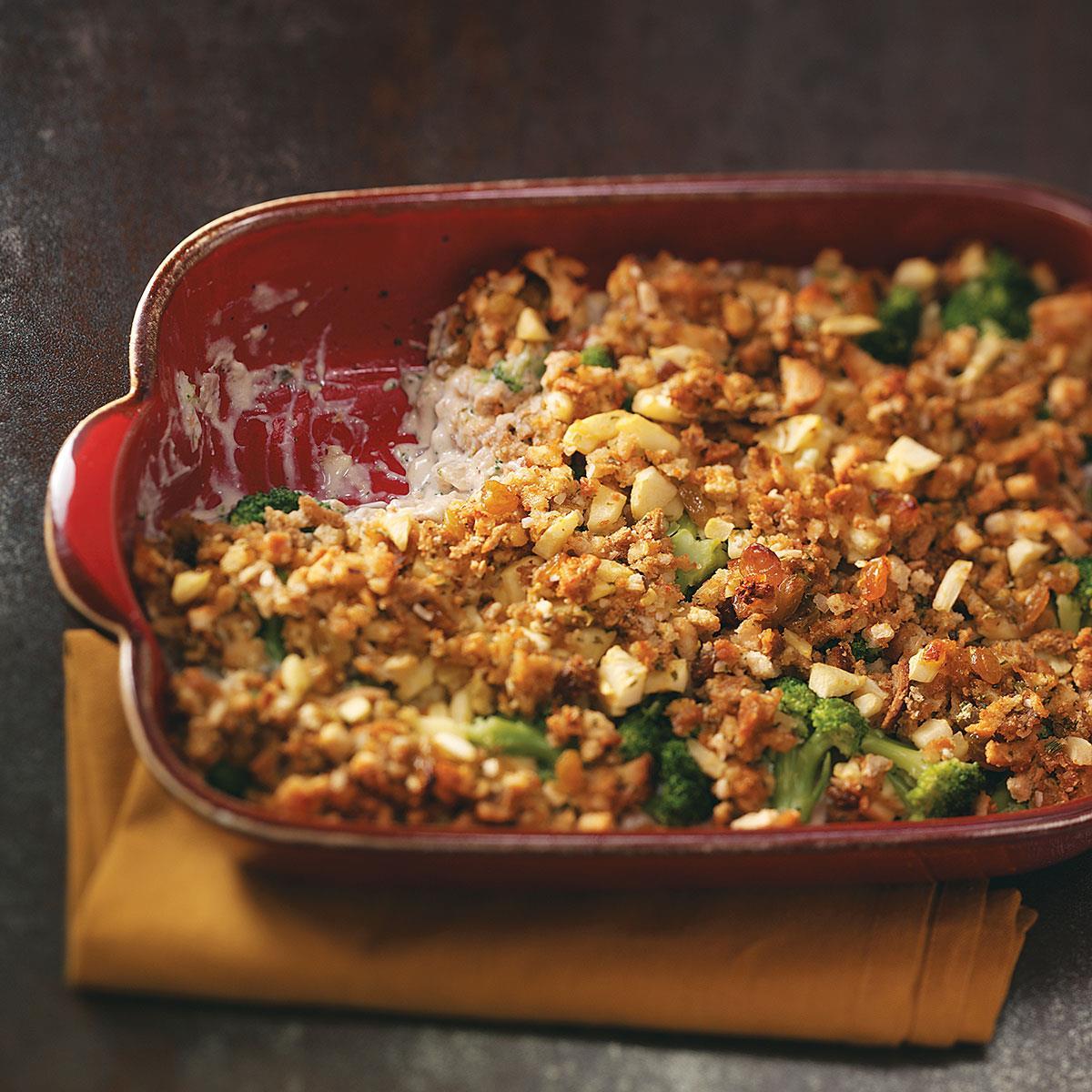 Chicken Casserole Supreme Recipe  Taste Of Home-1457