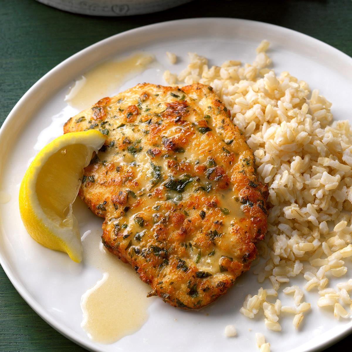 Chicken Piccata With Lemon Sauce Recipe Taste Of Home
