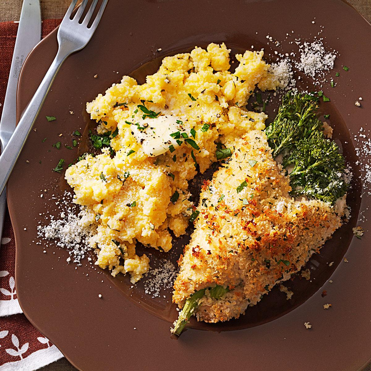 Chicken Stuffed With Broccolini  Cheese Recipe  Taste Of -3776