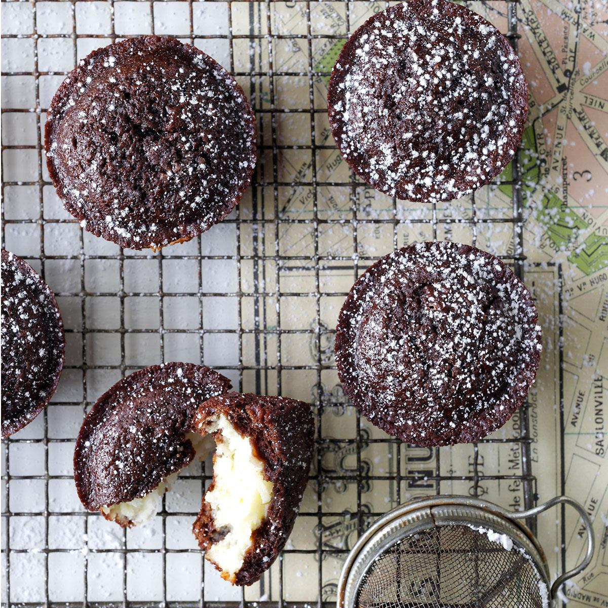 Chocolate Macaroon Cake Recipe From Taste Of Home