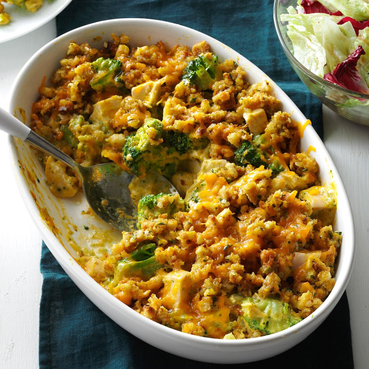 Contest Winning Broccoli Chicken Casserole Recipe Taste