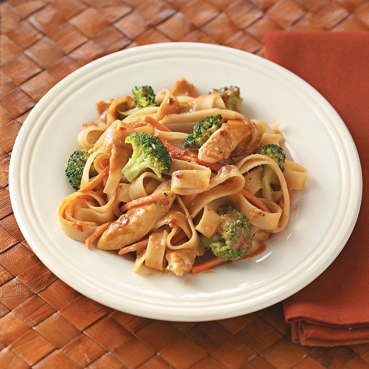 Contest-Winning Peanut Chicken Stir-Fry Recipe  Taste Of Home-9524