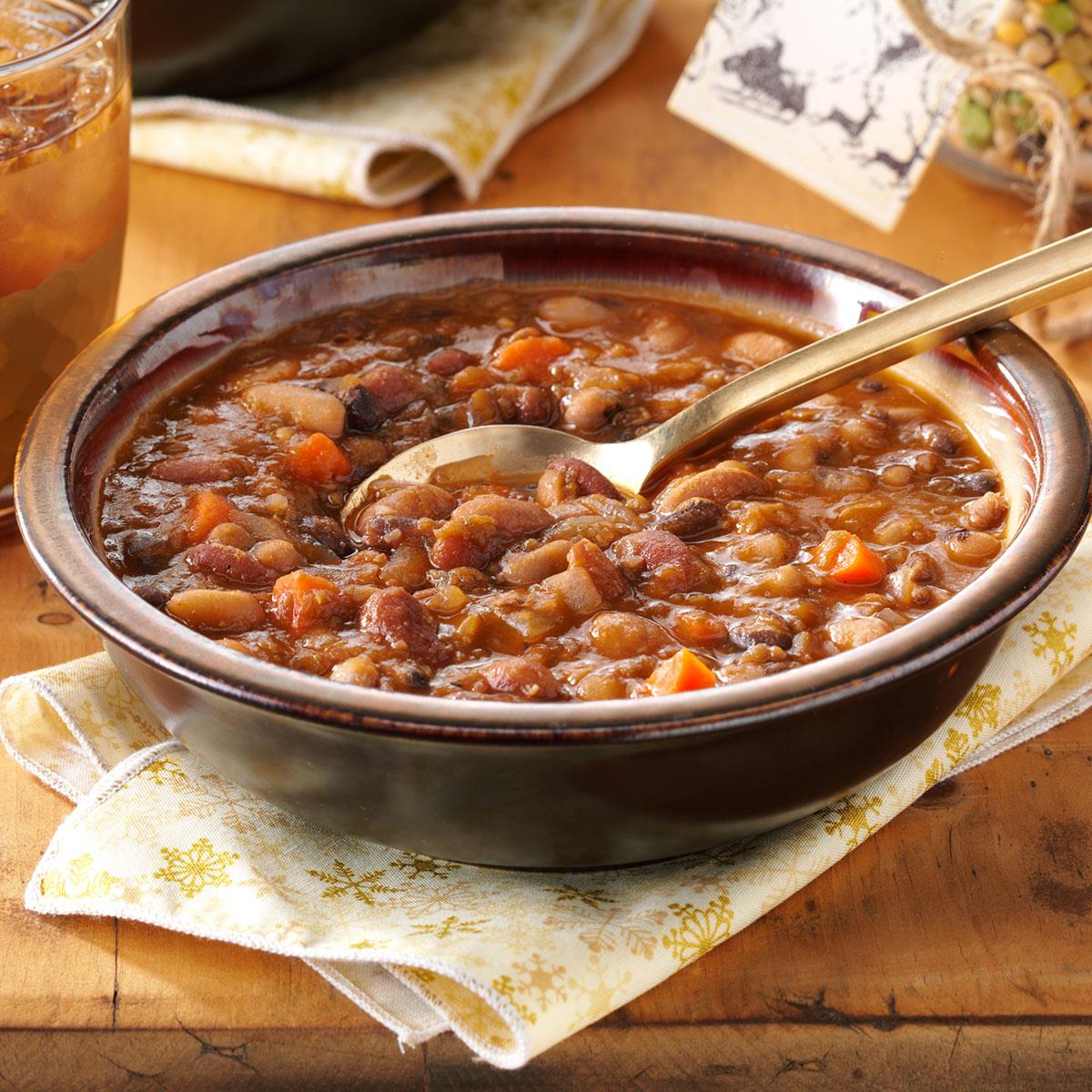 Country Kitchen Bean Soup Recipe