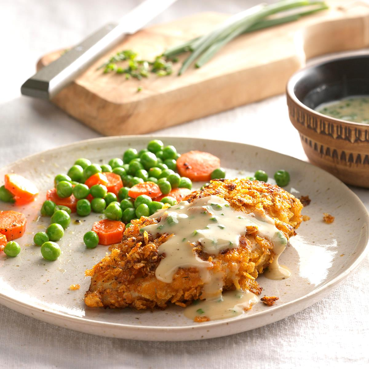 Country Chicken With Gravy Recipe