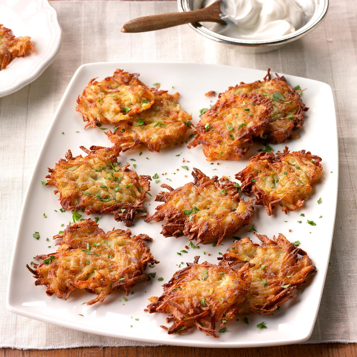 Country Potato Pancakes Recipe