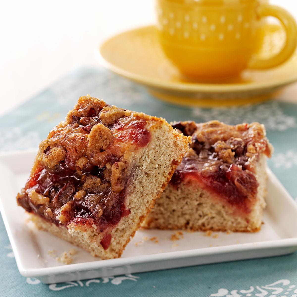 Taste Of Home Cranberry Coffee Cake