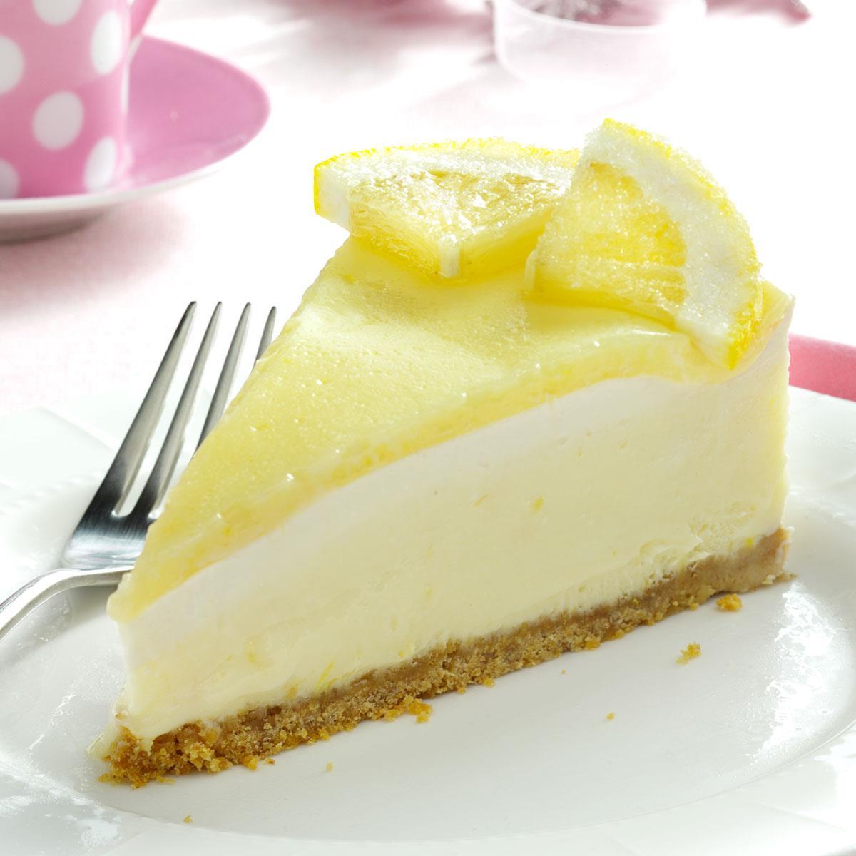Easy Recipe For A Lemon Cake