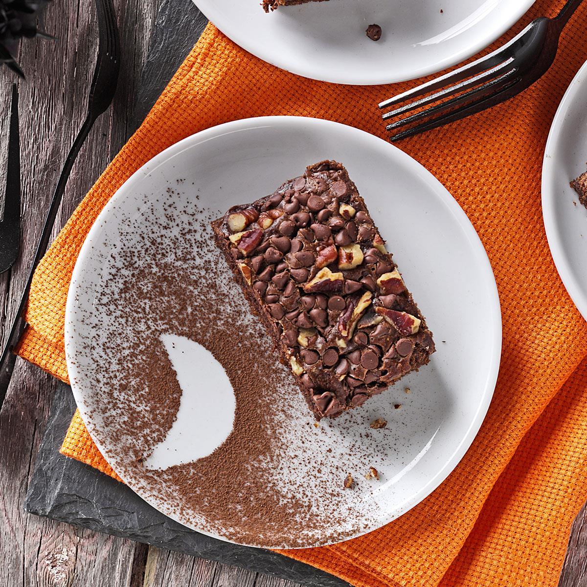 Devils Food Snack Cake Recipe Taste of Home