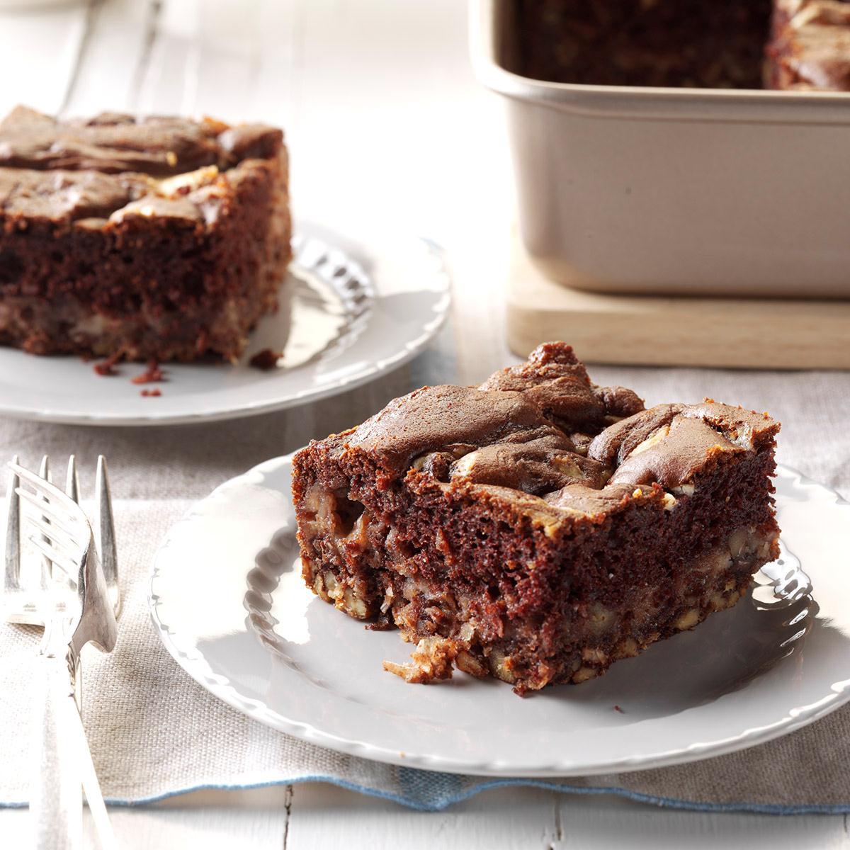 German Chocolate Dump Cake Recipe Taste of Home