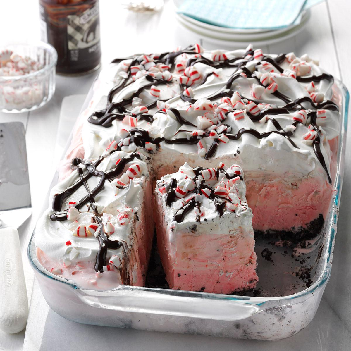 Frozen Peppermint Delight Recipe