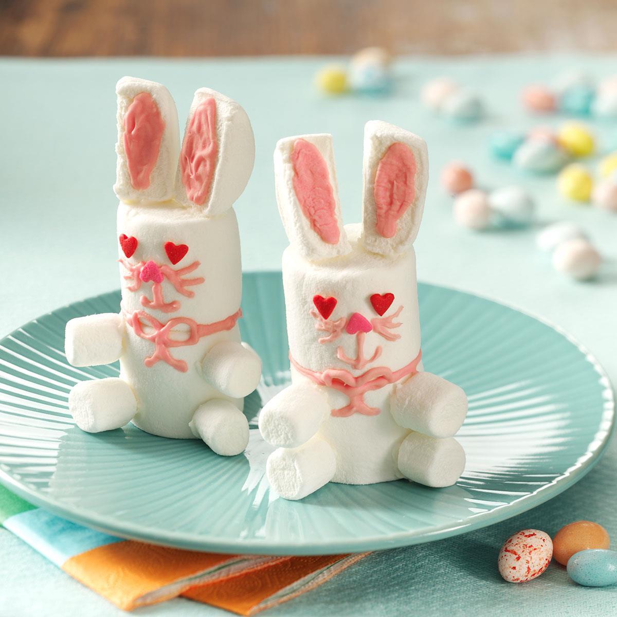 Easter Bunny Treats Recipe Taste Of Home