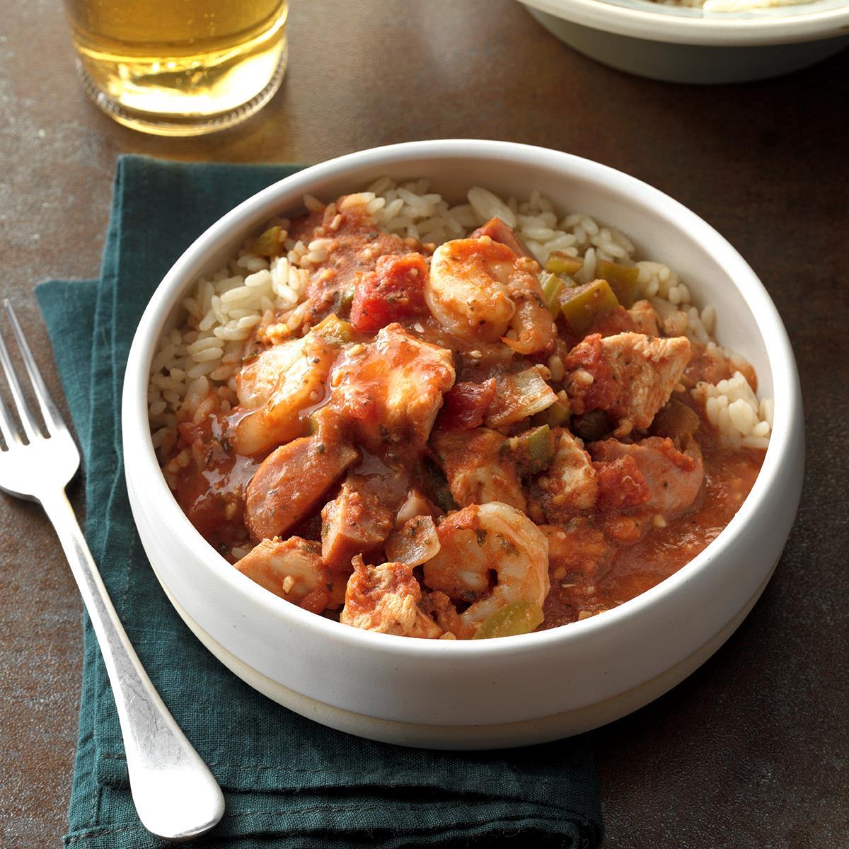Forgotten jambalaya recipe taste of home forumfinder Choice Image