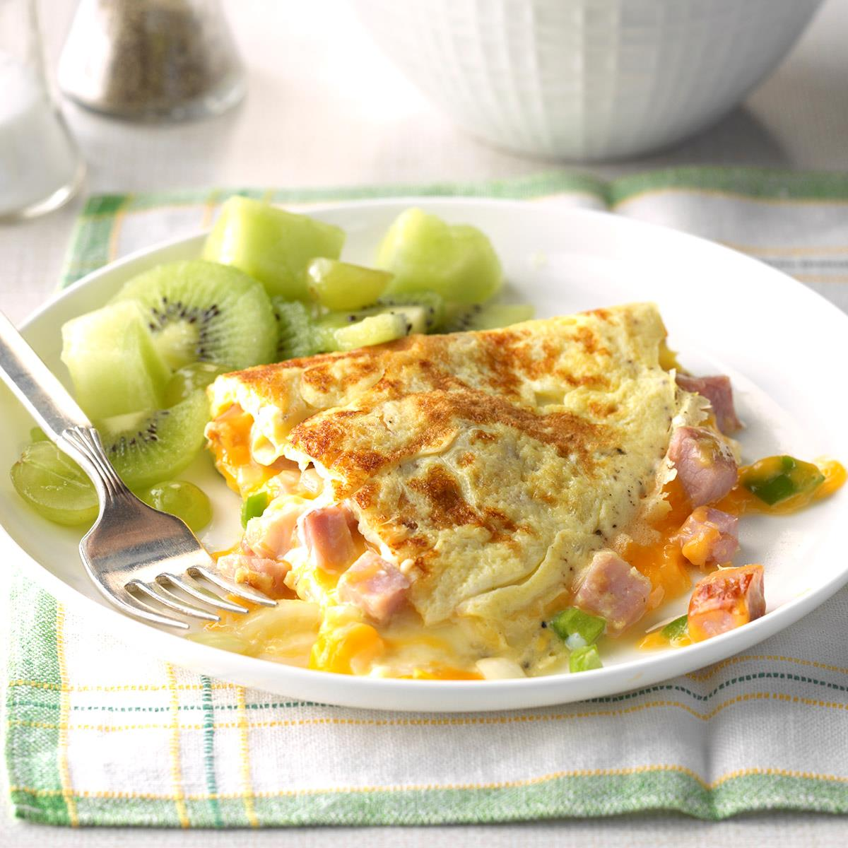 Denver Omelet Salad Recipe: French Omelet Recipe