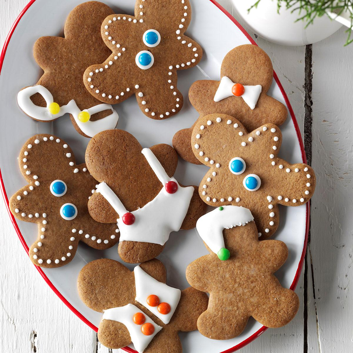 Christmas Themed Cakes And Biscuits