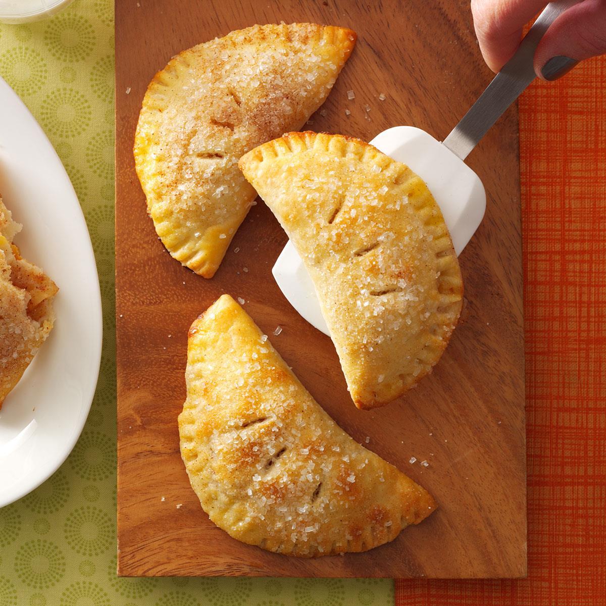 Hand-Held Apple Pies Recipe