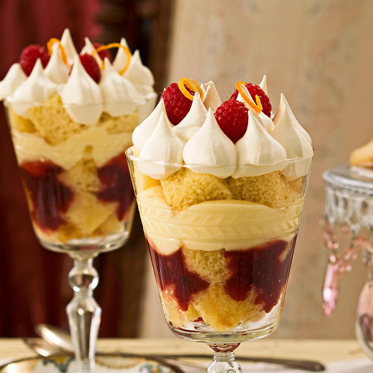 Holiday english trifles recipe taste of home forumfinder Images