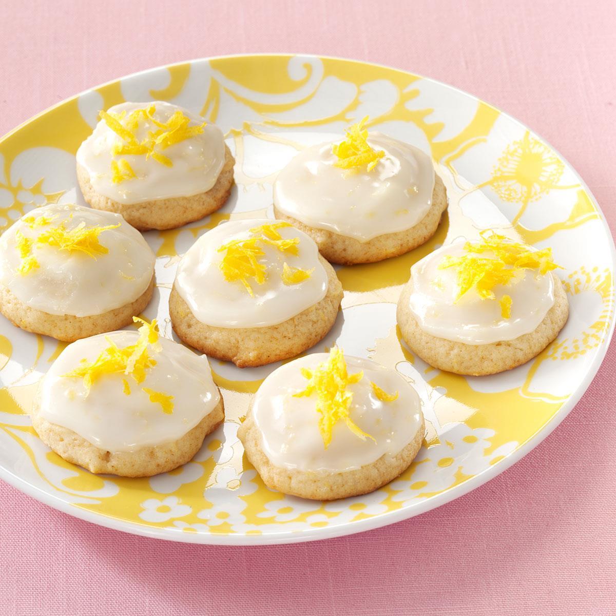 Lemon Box Cake Cookie Recipe