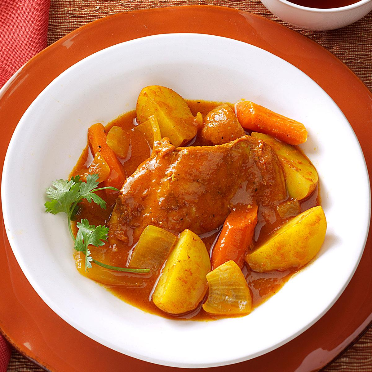 Indian Baked Chicken Recipe
