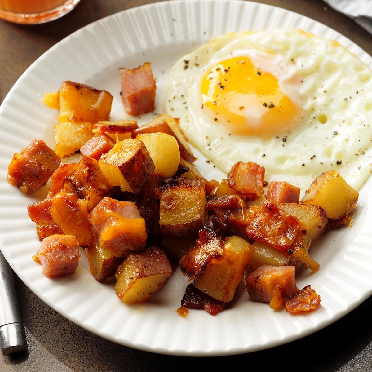 Loaded Breakfast Potatoes Recipe