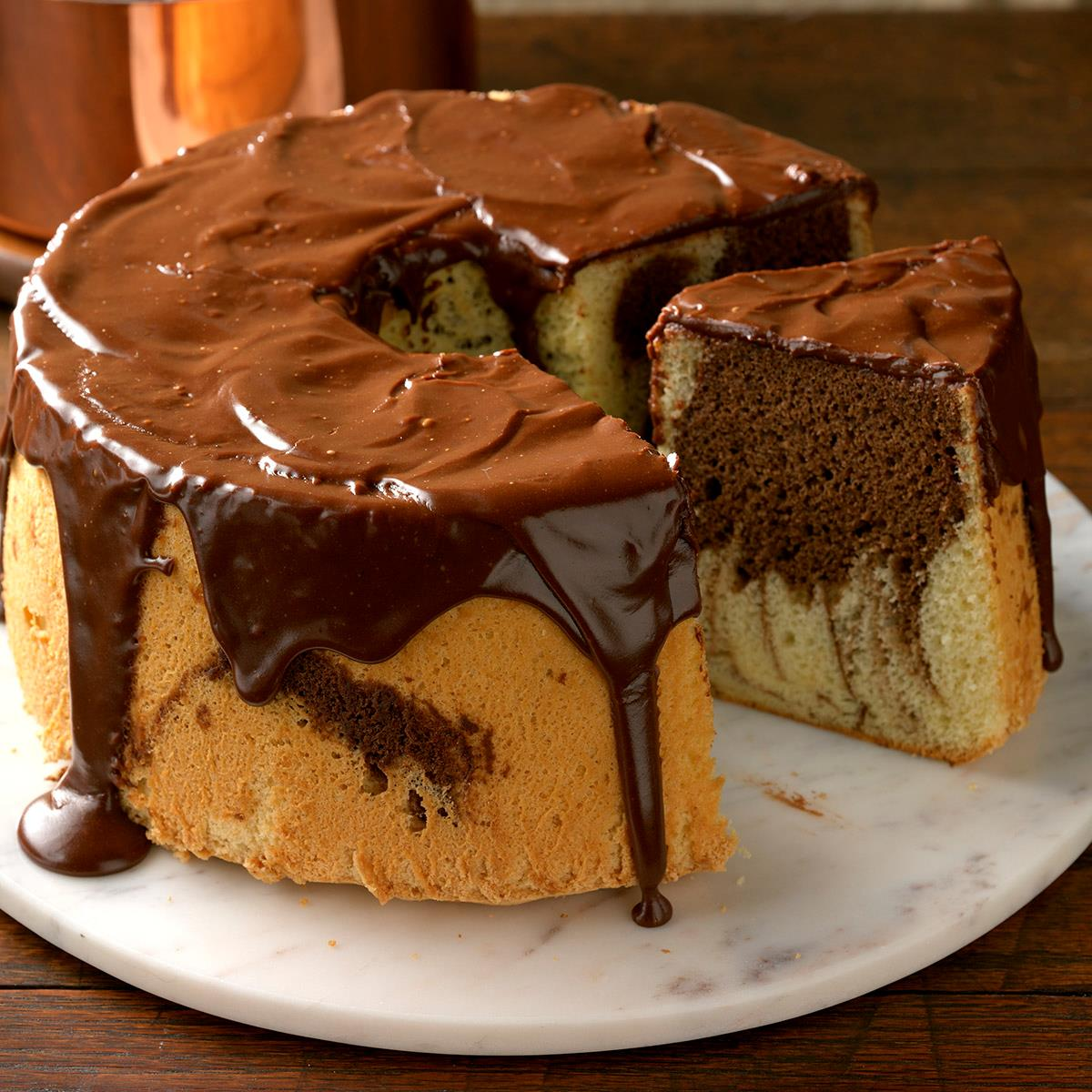 Marble Cake Recipe Taste