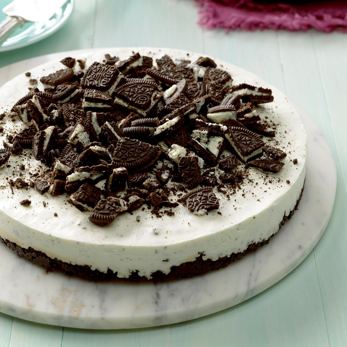 Oreo No Bake Cake Jello