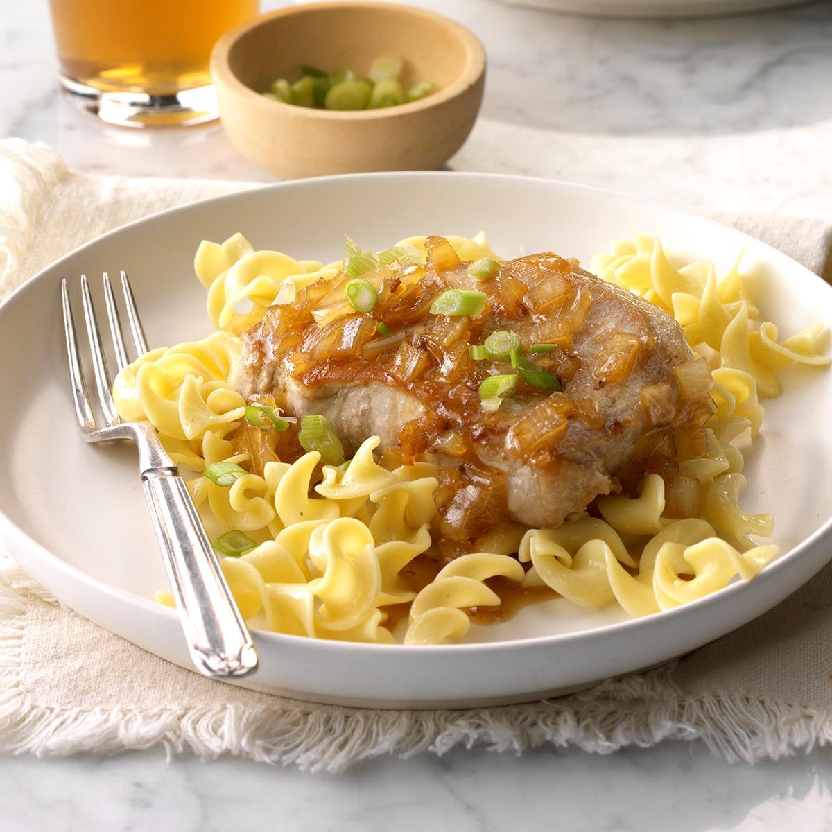 Jiffy Ground Pork Skillet Recipe: No-Fuss Pork Chops Recipe