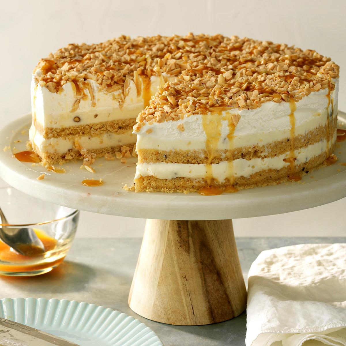 Cream Apple Cake Recipe Reviews