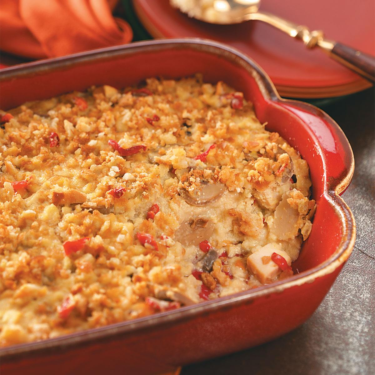 Overnight Chicken Casserole Recipe