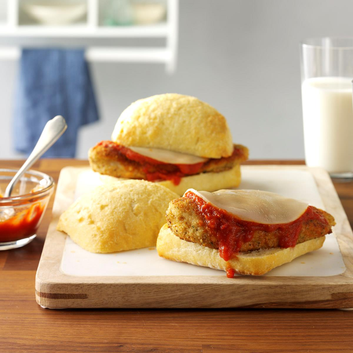 Grilled Chicken Parmesan Recipe Dinners