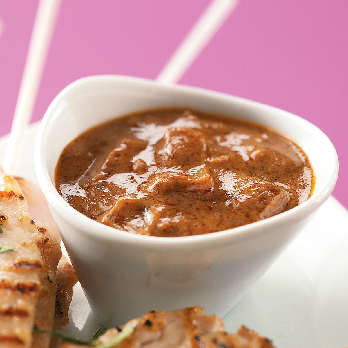 Peanut Butter Dipping Sauce Recipe Taste Of Home