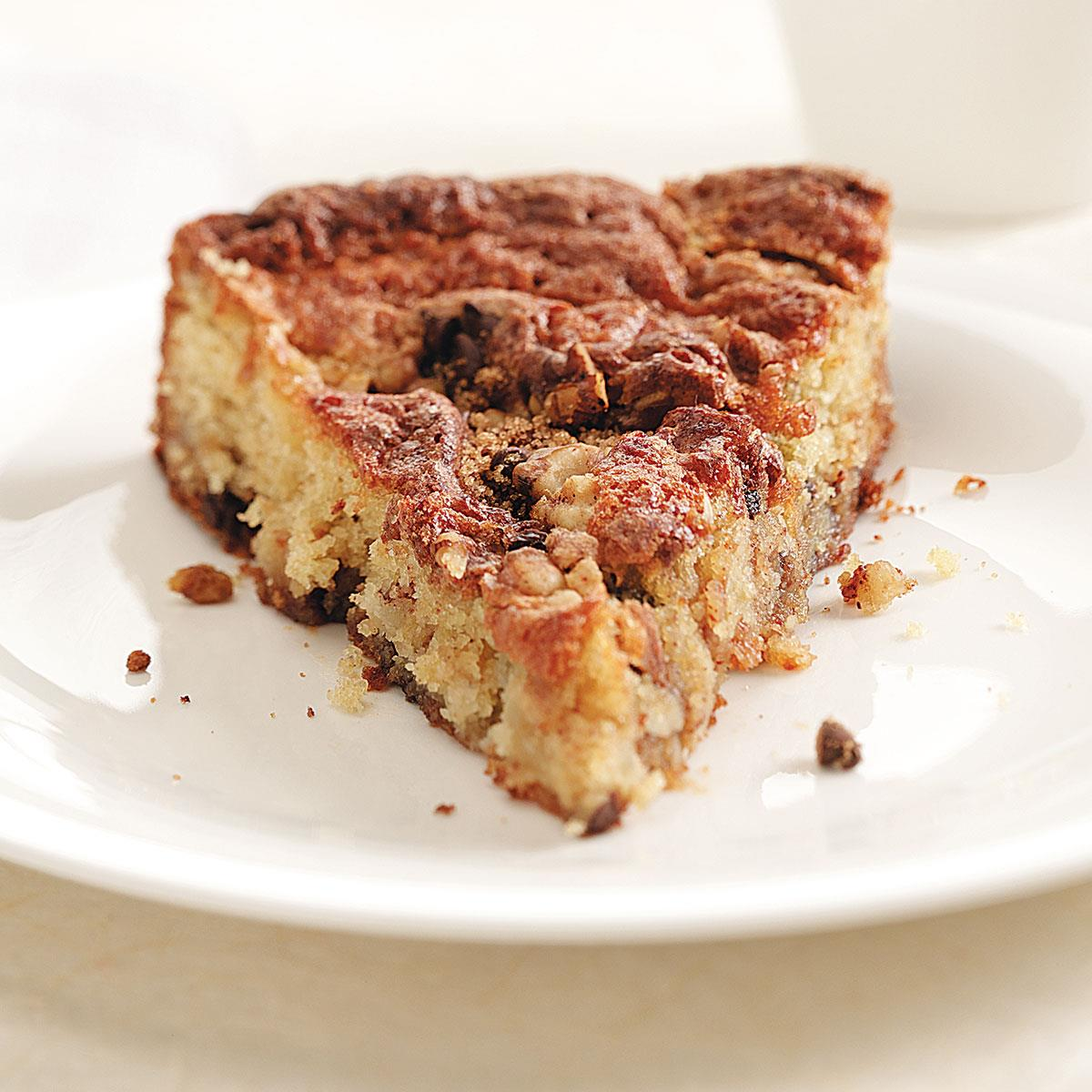 Apple Streusel Coffeecake