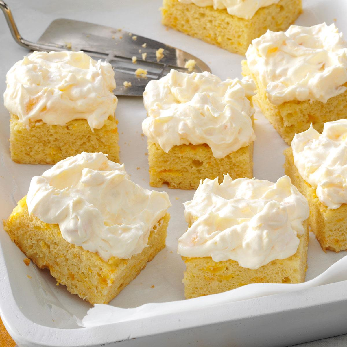 Pineapple Orange Cake Recipe Taste Of Home