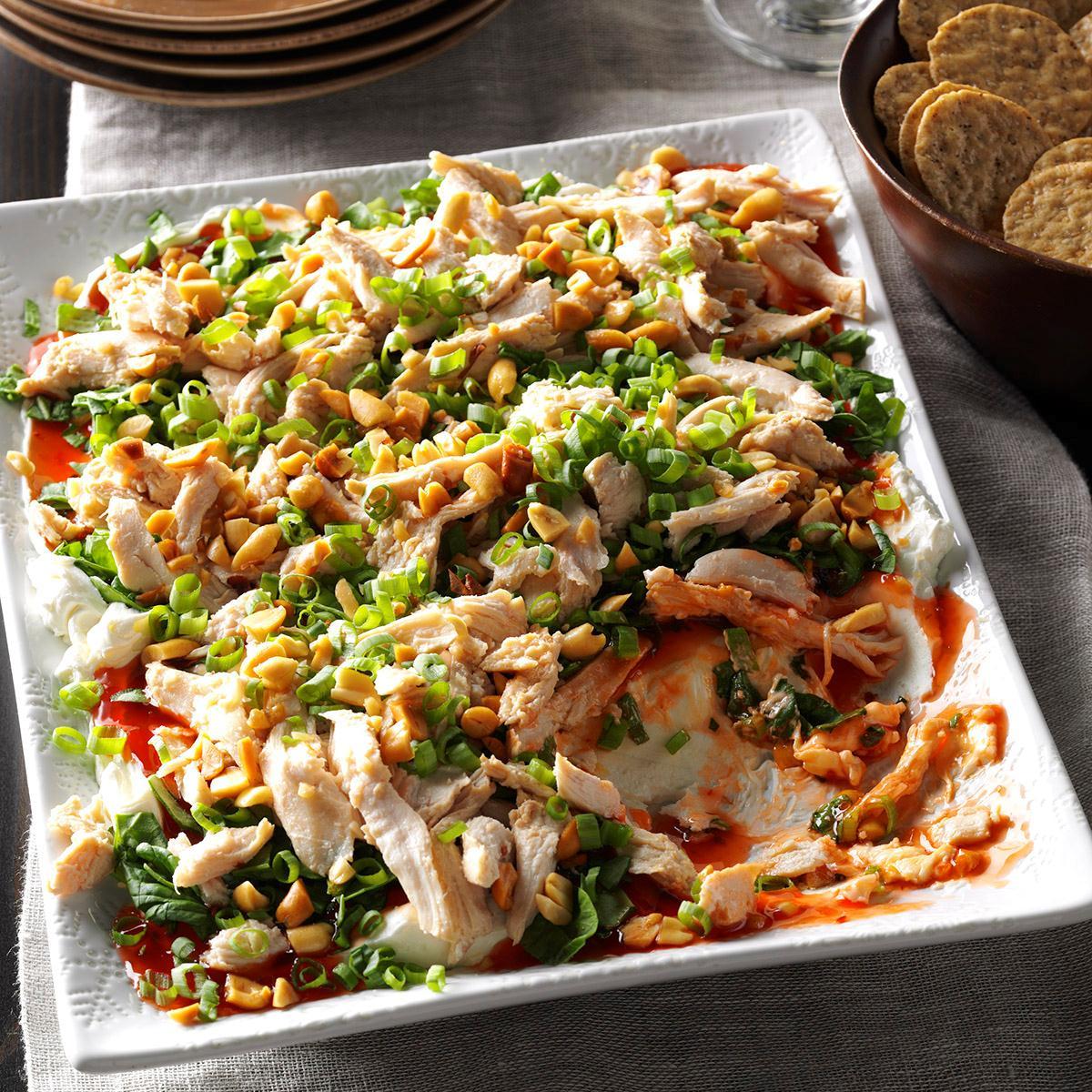 Sesame Chicken Dip Recipe